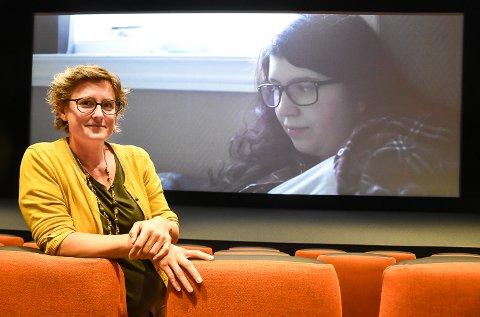 FLERE STERKE TEMAER I VENTE: Hilde Hem ønsker at Notodden kino skal være et sted for debatt og opplysning i tillegg til underholdning. Hun viderefører derfor det populære Fokus med film-konseptet.