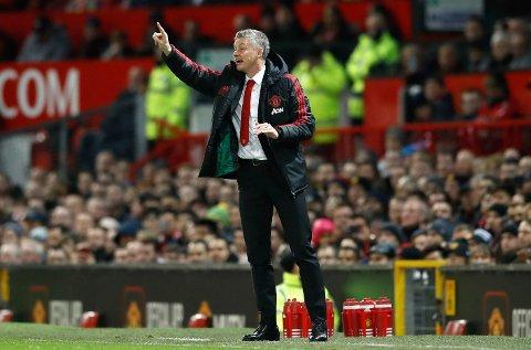 Ustoppelig: Manchester United suksess i Premier League fortsetter. Ole Gunnar Solskjær har nå ledet den engelske klubben til fire strake triumfer i serien. Onsdag kveld ble Newcastle slått 2-0 på bortebane. Foto: Martin Rickett/PA via AP
