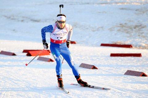 Eirik Kjøl Tornes imponerte da han var med og kjempet om seieren i seniorenes norgescupåpning.