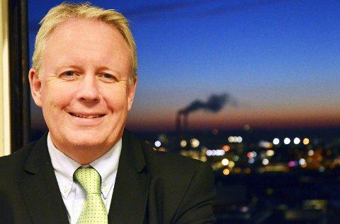 Per Otto Dyb blir ny styreleder i KBK.