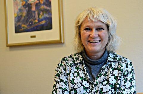 – Vi er godt fornøyd med årets statsbudsjett, sier operasjef Line Lønning Andresen.
