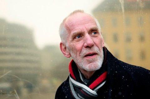 Alzheimer-rammede Rolf Schjesvold er med i en landsdekkende studie for å løse demens-koden. (Foto: Mimsy Møller, Dagsavisen/ANB)