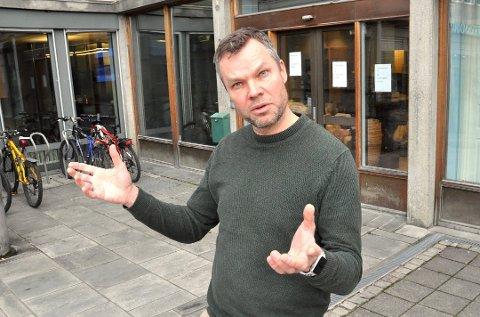 OPPFORDRER TIL ENGASJEMENT: - Nå er det vinn eller forsvinn. Fastlegeordningen er i krise, sier kommuneoverlege Morten Bergkåsa til GD.