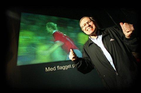 Ny rekord:– Jeg har aldri sett lignende resultater på dette nivået, sier NRKs tidligere fotballekspert Arne Scheie. Fortsatt gjenstår seks kamper av sesongen.