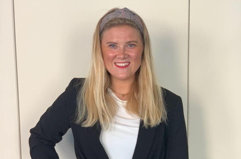 Utflyttet: Anna Melby er tilbake i Norge etter fem år på den andre siden av Atlanterhavet, og nå er planen å flytte til Bergen.