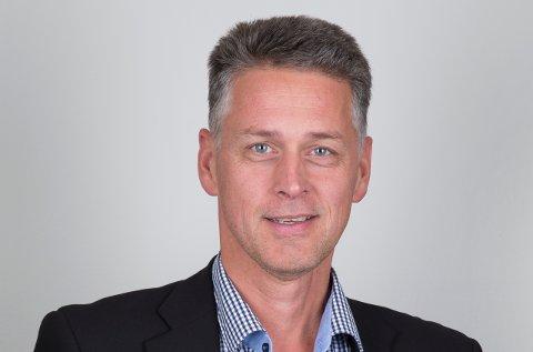 KANSVARE:Prosjektdirektør Terje Rønning er kontaktperson for støtteordninga.