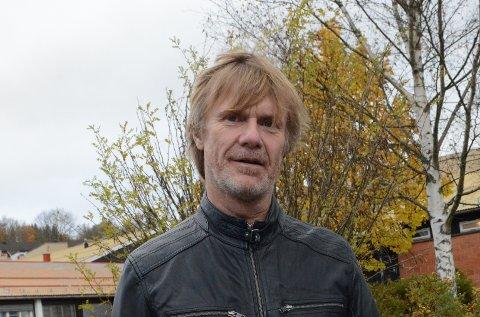 KANKOMMEVIDERE:Etter å ha solgt på Strømsenga kan Harald Berge og kona endelig komme i gang med å bygge nytt på Åneby.