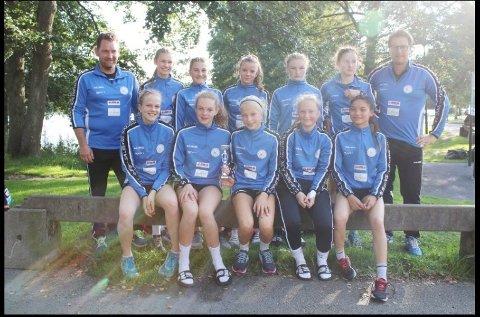 Vestby J14 fikk en god start på J15-sluttspillet