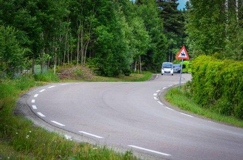 GANG- OG SYKKELVEI: NÅ starter kommunen jobben med å planlegge fremtidens gang- og sykkelvei mellom Pepperstad og Berg