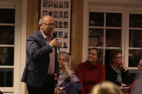 Trond Finstad er ny gruppeleder i kommunestyregruppa til Arbeiderpartiet i Vestby.