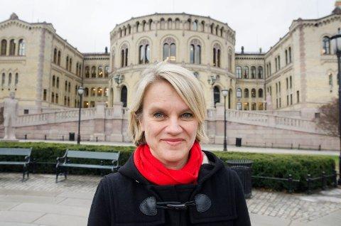 Til Oslo: Sandberg kan havne på Stortinget.