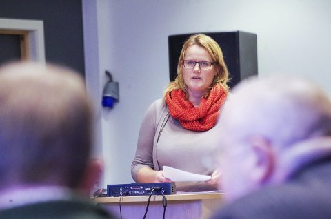 UT AV HØYRE: Berit Nordseth Moen har meldt seg ut av Høyre, og blir uavhengig representant i lokalpolitikken i Tynset.  Arkivfoto: Tonje Hovensjø Løkken