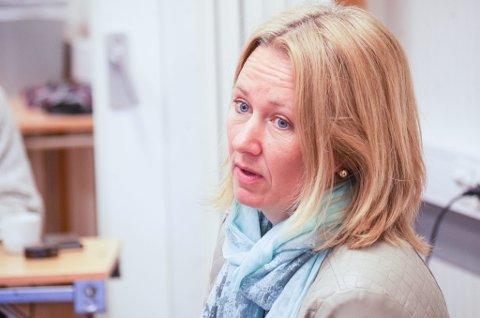 ORDFØRER I TYNSET: Merete Myhre Moen (Senterpartiet).