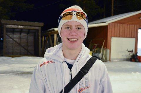Landsmester Fredrik Grue Mælen.