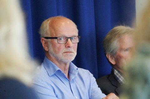 NEMNDLEDER: Arnfinn Nergård fra Os leder rovviltnemnda i Hedmark.