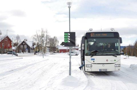 RULLENDE TEMA: Kollektivtransport står på dagsorden når arbeidsutvalget i regionrådet møtes i Holtålen. Ordførerne er opptatt av løsninger for utkantene.