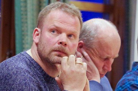 HAR JOBBET MED OMSTILLINGEN: Håkon Esten Steimoen (Sp) har vært den ene politikeren i komiteen som har jobbet med omstillingene innen pleie, omsorg og rehabilitering (PRO) i Alvdal.