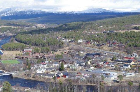 TOLGA: Tolga kommune.