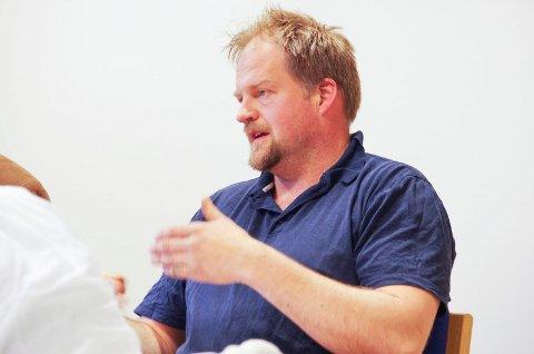 RÅDMANN: Alvdalsrådmann Erling Straalberg.