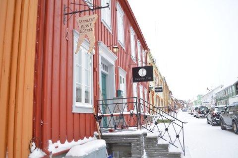 Tannlege Bengt Bjerke er billigst med 590 kroner for en undersøkelse, ifølge hvakostertannlegen.no