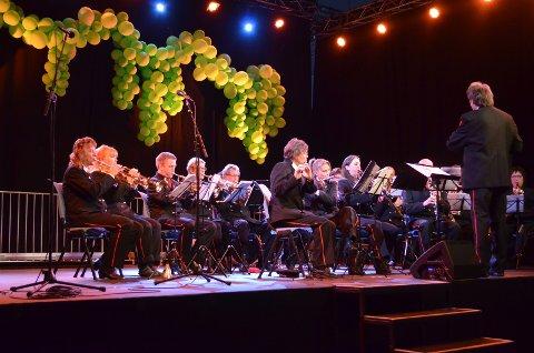 JUBILERER: Røros Janitsjarorkester feirer 75 år i år. Arkivfoto