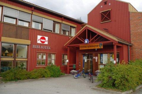 Kommunehuset i Alvdal.