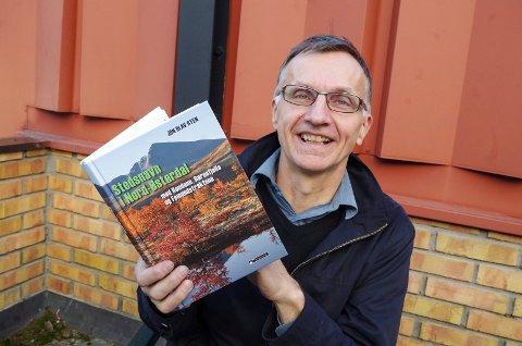 FORFATTER OG SOKNEPREST: Jon Olav Ryen har skrevet boka Stedsnavn i Nord-Østerdal.