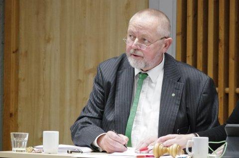 NEMNDLEDER: Stein Tronsmoen fra Tynset leder rovviltnemnda i region 5.