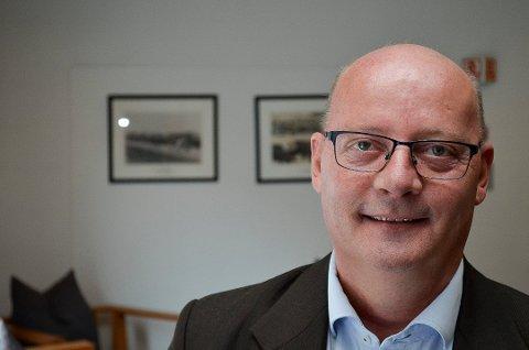 DØDE NATT TIL SØNDAG: Lars Erik Hyllvang.