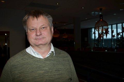 FULL STØTTE: Even Moen (Sp), ordfører i Stor-Elvdal og leder av regionrådet i Sør-Østerdal, gir full støtte til fortsatt sykehus i Elverum.