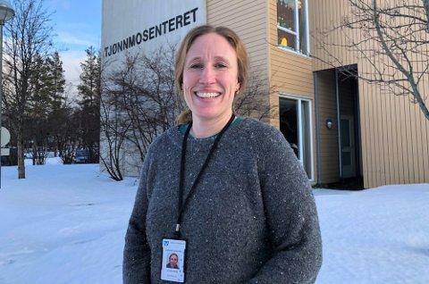 FRA TYNSET TIL ALVDAL: Susanne Raabe forlater jobben i Tynset kommune for å bli enhetsleder helse i nabokommunen Alvdal.