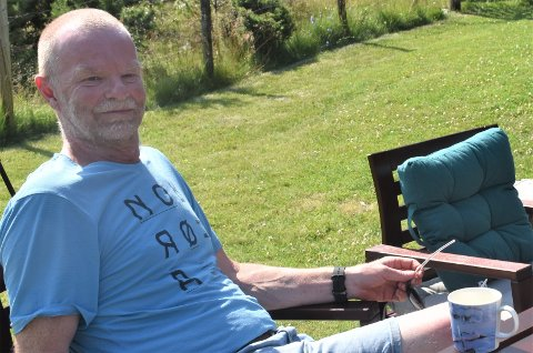 EN HELT SPESIELL BURSDAG: 22. juli fyller Jan Håkon Jordet 62 år. Ti år tidligere, på hans 52-årsdag, ble feiringen på langt nær som planlagt.
