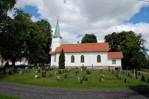 Kirkegården i Nordby er snart full.