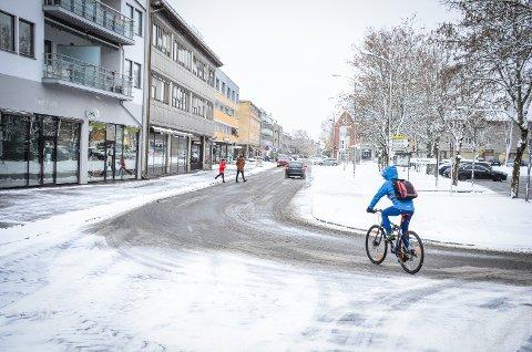 Nå blir det kaldere i Ås.