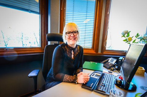 Randi Falao, leder for NAV i Ås