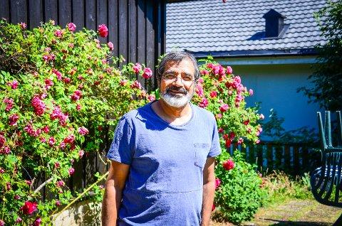OPPTATT AV INTEGRERING: Psykolog Sunil Loona fra Vinterbro har jobbet med minoritetsungdom i mange år. Han mener mye må gjøres med skolesystemet.