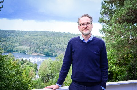 KRITISK: Bjørn Vidar Johansen mener han og andre hytteeiere blir urettferdig negativt fremstilt i prosessen med mulig omregulering av Bæk og Askehaugåsen.