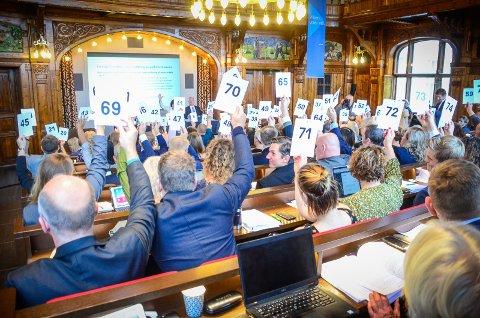 TILTAKSPAKKE: Fylkesrådet i Viken har lagt frem en tiltakspakke