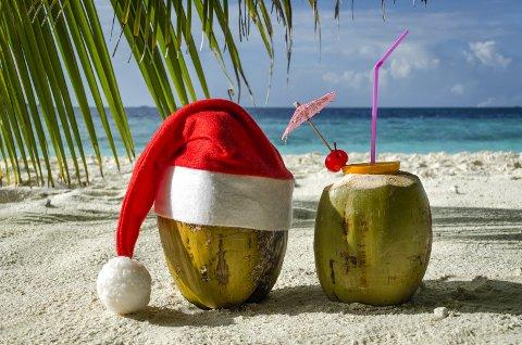 LANGTUR: Årets jul har alle røde dager på hverdager. Dermed er det gode muligheter for to uker ferie uten å ta ut altfor mange feriedager.