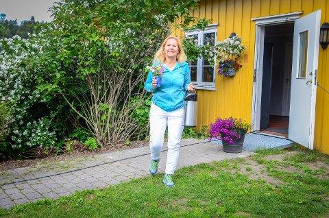 BESTYRER: Marit Skjerven er ansatt av DNT som den første bestyreren på Breivoll.