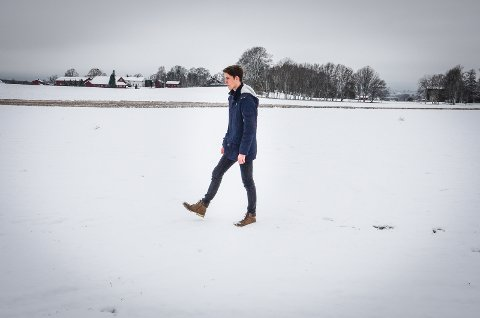 FÅR KRITIKK: Tor Malnes Grobstok og MDG får kritikk for å ha gått fra dør til dør i Ås.