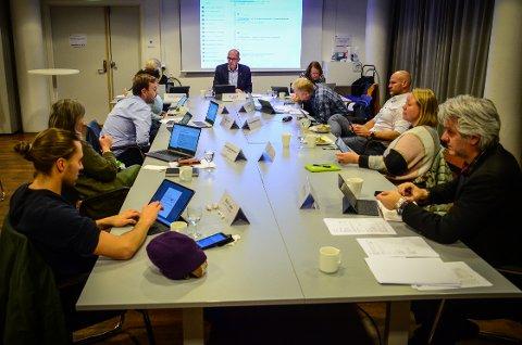 SKAL AVGJØRE: Formannskapet i Ås skal møtes til digitalt møte onsdag ettermiddag for å avgjøre hvilke lokale smitteverntiltak som skal gjelde i Ås kommune fremover. ARKIVFOTO