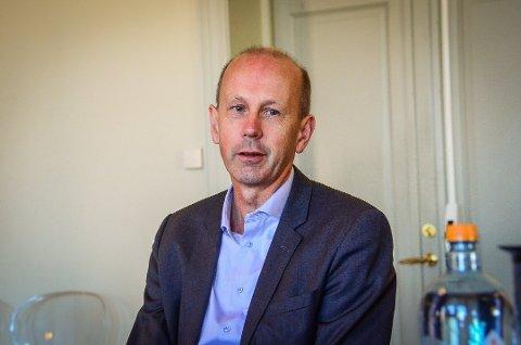 FIKK IKKE FULLMAKTER: Ordfører Ola Nordal (Ap). men han tror partiene kan komme til enighet med en grundig diskusjon først.