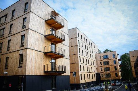 STORE PENGER: Studentsamskipnaden i Ås styrer en bygningsmasse verdt 2,7 milliarder kr i Ås. Nå krever noen studenter en demokratisering av organisasjonen.