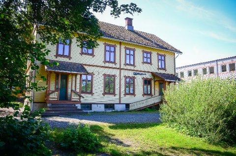 SLUTT PÅ AKTIVITETER: Aktiviteten på D6 har opphørt. Huset skal brukes av nye Åsgård skole.
