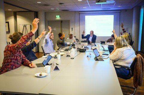 STEMTE NEI: Formannskapet i Ås kommune stemte onsdag kveld enstemmig for å avvise forslaget fra Statens vegvesen til bompengeordning for nye E18. (Arkivfoto)