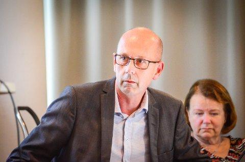 Ordfører i Ås kommune Ola Nordal (Ap).