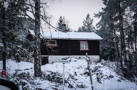 SOLGT: Vintebrobakken 13 ble solgt for 5,7 millioner kroner fra Sverre Steffensen og Vegard Steffensen til Skut AS.