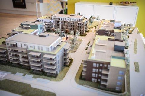 ET SKRITT NÆRMERE BYGGESTART: OBOS og Løvenskiold Eiendom er ett skritt nærmere å kunne starte byggingen av de første boligblokkene på Maxbo-tomta.