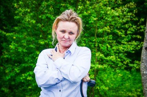 SKUFFET: Tonje Skjørvik er skuffet over at hun og andre foreldre til syvendeklassinger i Ås kommune ikke får være med på skoleavslutningene.